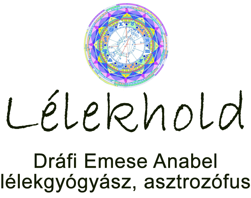 Lélekhold Logo